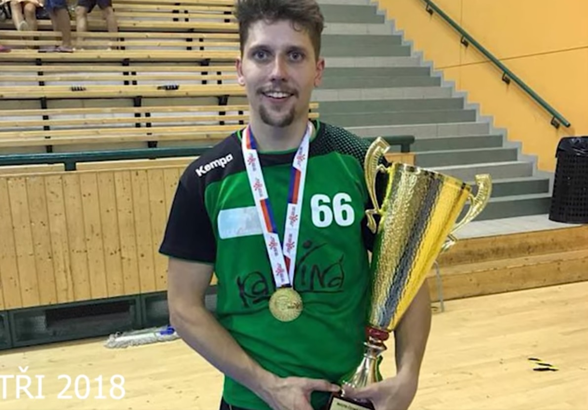 Házená - Miroslav Nedoma na Litovel MINICUPu 2021!